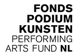 Logo Fonds Podiumkunsten